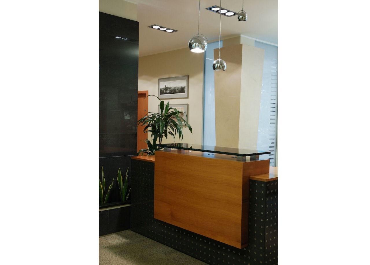 KL Wnętrza - projekt biura dla Inpro