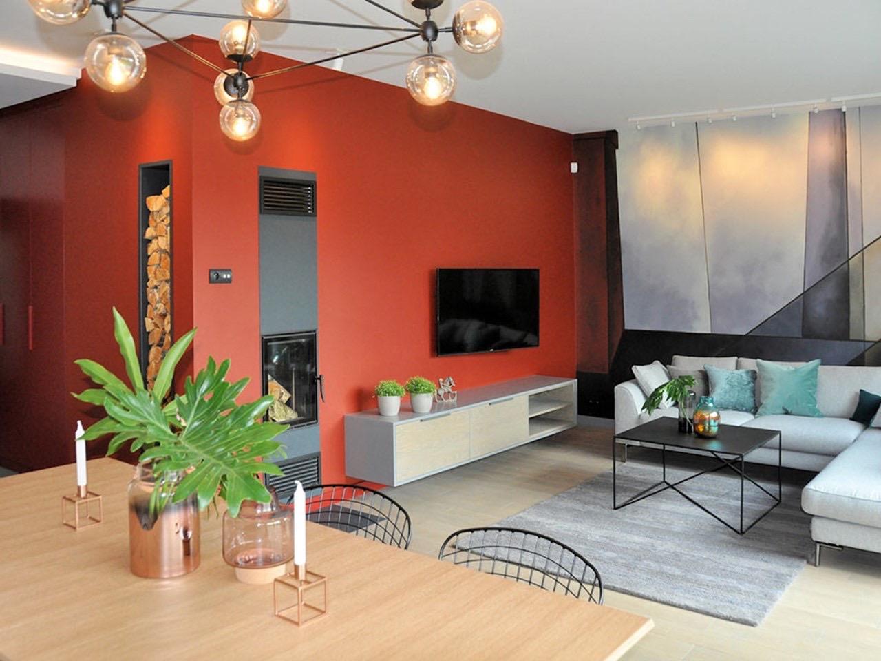 K&L Wnętrza - dom pokazowy osiedle Futura Park