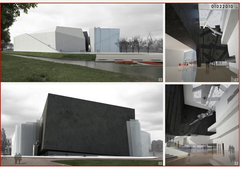 KL art design Muzeum II Wojny Światowej