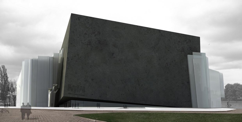 KL art design Muzeum II Wojny Światowej w Gdańsku