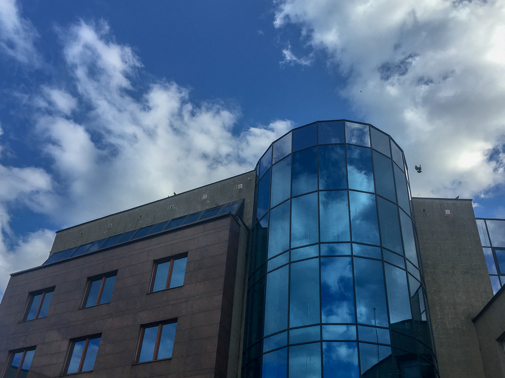 K&Lart design budynek ZUS w Gdyni